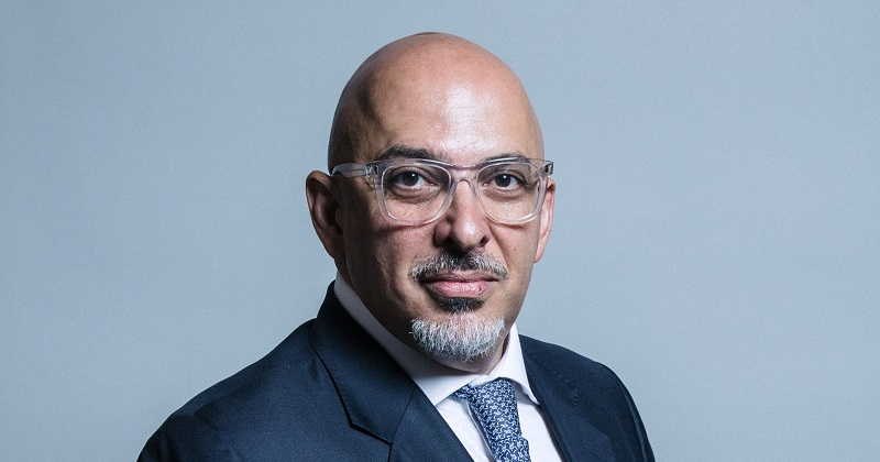 Nadhim Zahawi becomes education minister