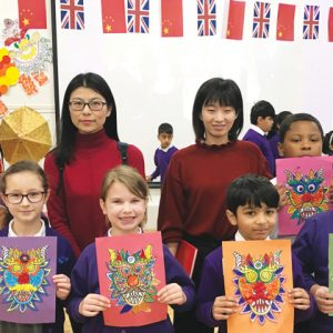 Chinese teachers lead maths mastery lessons at Birmingham primary through DfE-scheme
