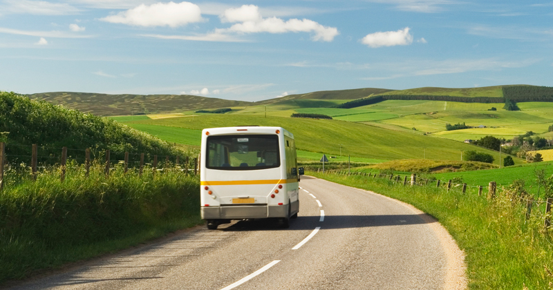 Free school transport cut for 20,000 rural pupils in three years