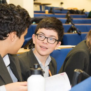 Citizenship Foundation hosts Brexit conference for schools
