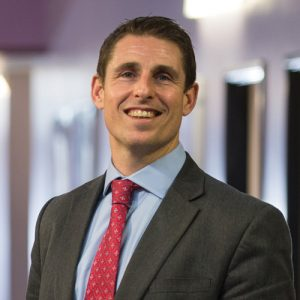 Drew Povey, Executive head, Harrop Fold School