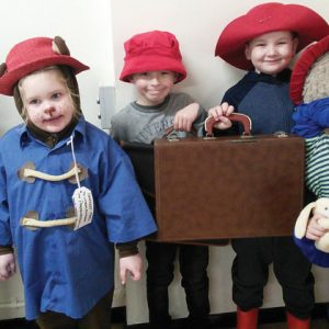 Paddington Bear-themed day brings literature to life for primary pupils