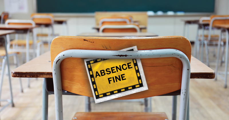 Unauthorised absences continue to rise