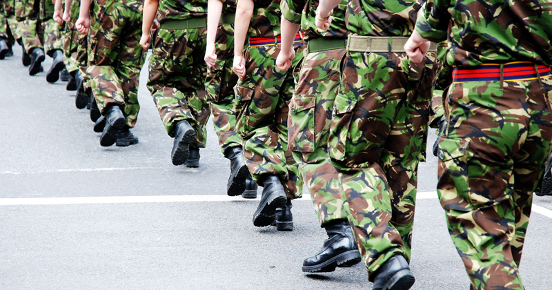 £40k bursaries for veterans to replace doomed £10m Troops to Teachers scheme