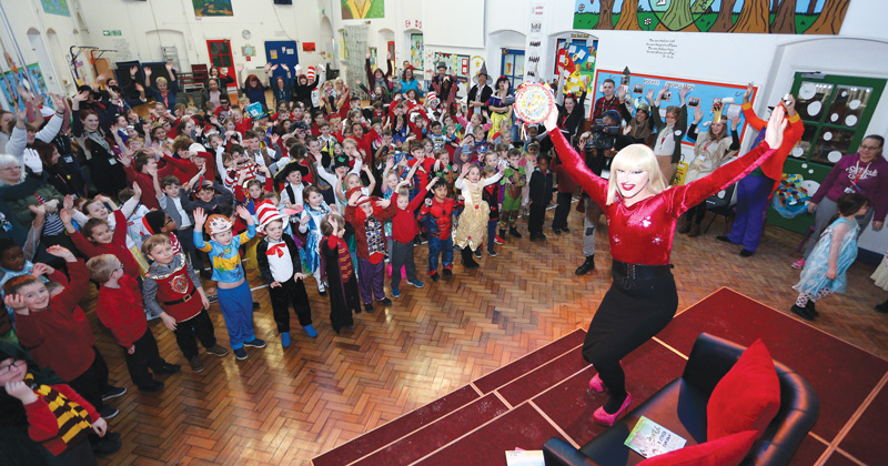 Bristol primary school invites drag queens to read to pupils on World Book Day