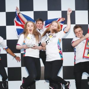 Global STEM competition crowns its UK champions