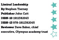 Liminal Leadership, by Stephen Tierney