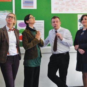 English department runs interactive Cluedo game as revision technique