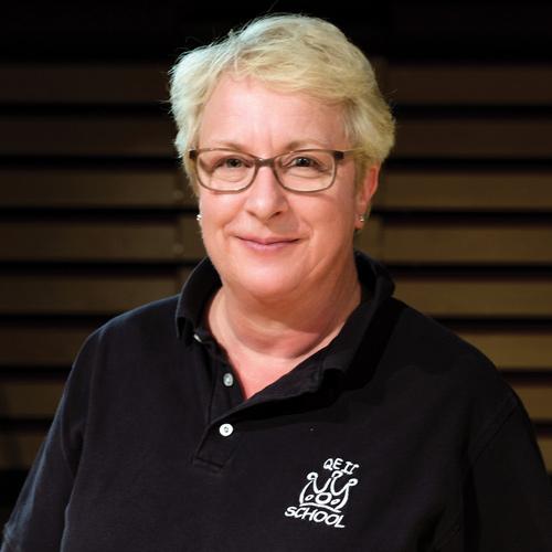 Sue Jay, Head of creative arts, Queen Elizabeth II Silver Jubilee School