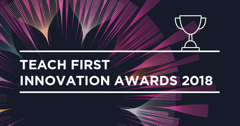 Revealed: The 2018 Teach First Innovation Award winners