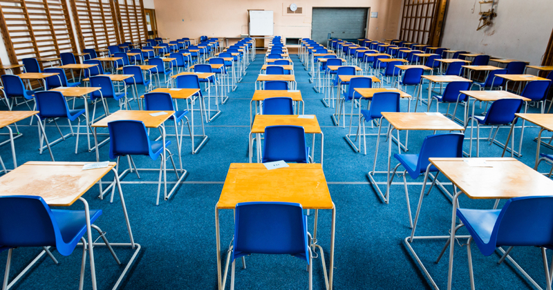 Beef up SATs security to avoid maladministration claims, government tells schools