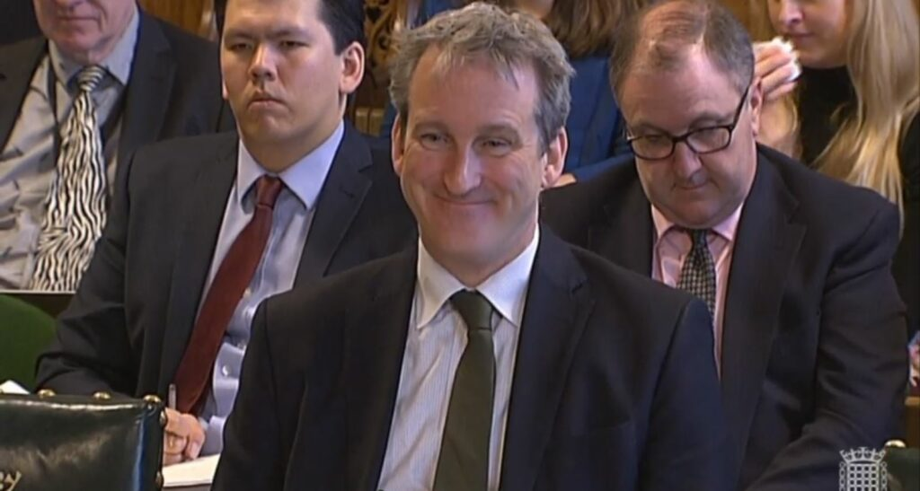 Damian Hinds dodges education committee's questions on MAT inspections