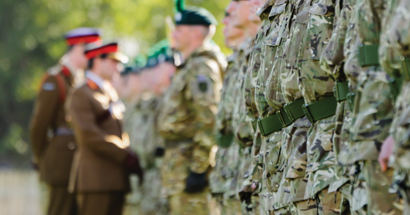 Troops to Teachers: Quarter of all trainees quit course without qualifying