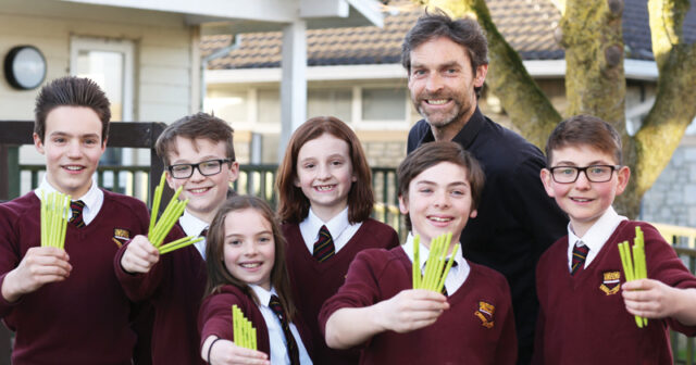 Schools encouraged to get pupils sharing pencils for a day