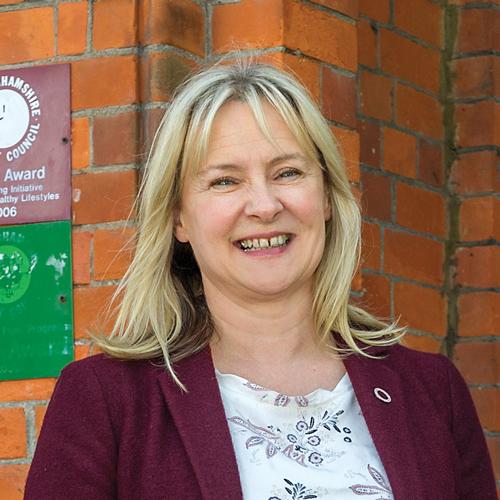 Debra Rutley, Head, Aspire Alternative Provision | Profile