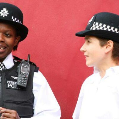 Are police officers in schools a force for good?