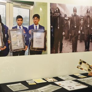 Suffragette exhibition features the work of pupils from ten Manchester schools