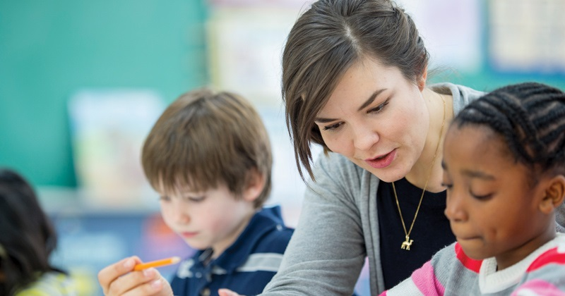 KS1 teacher assessments 2018: Reading down, maths up and science stable