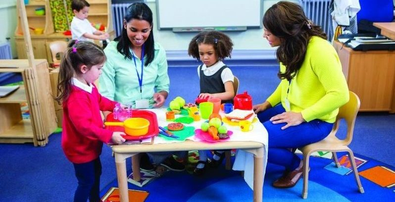 EYFS reforms mark a welcome change of emphasis