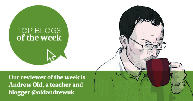 Andrew Old's top blogs of the week 25 June 2018