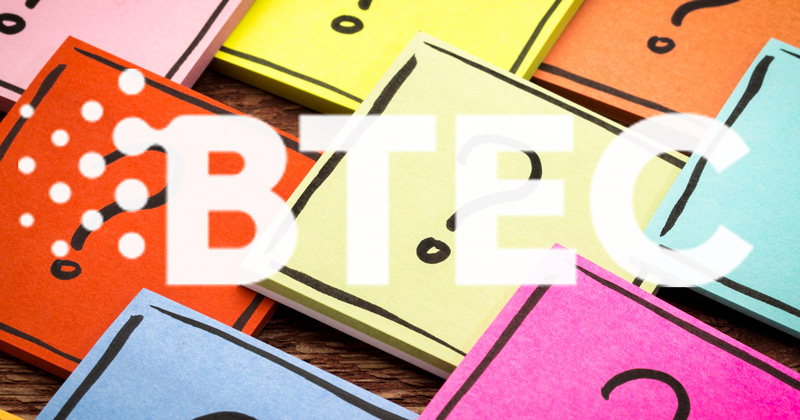 Study suggests BTECs are scored too generously