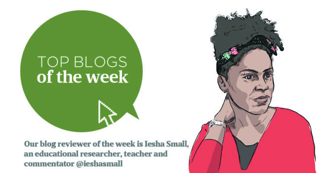 Iesha Small's top blogs of the week 2 July 2018