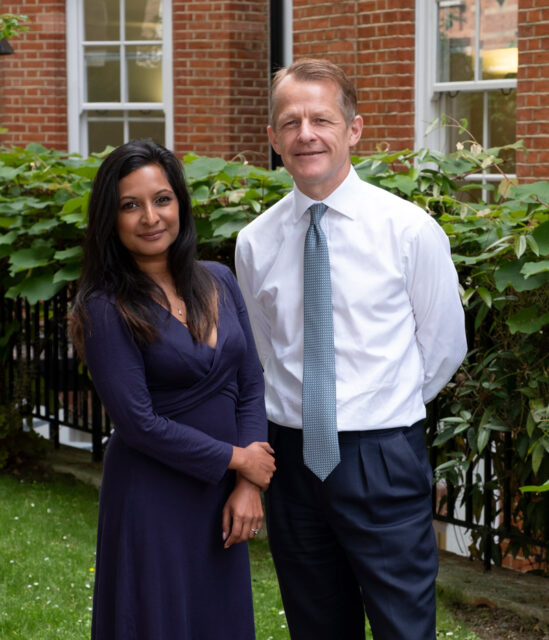David Laws and Natalie Perera, Executive chairman and Executive director, Education Policy Institute