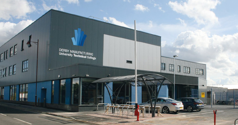 Derby Manufacturing UTC placed in special measures