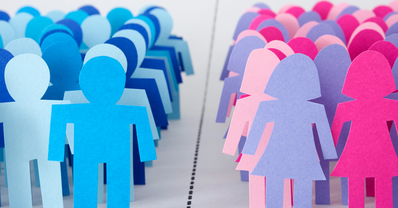 Ofsted's gender pay gap grows while the DfE's narrows