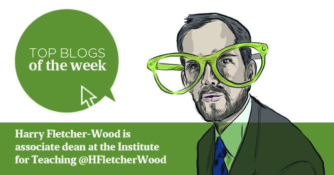 Harry Fletcher-Wood's top blogs of the week 9 July 2018