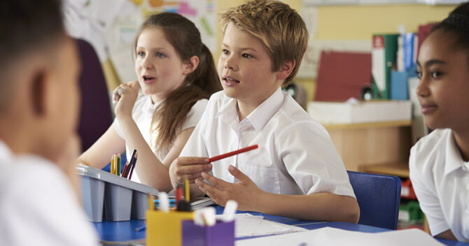 Fewer primary schools below floor standard, but more are coasting