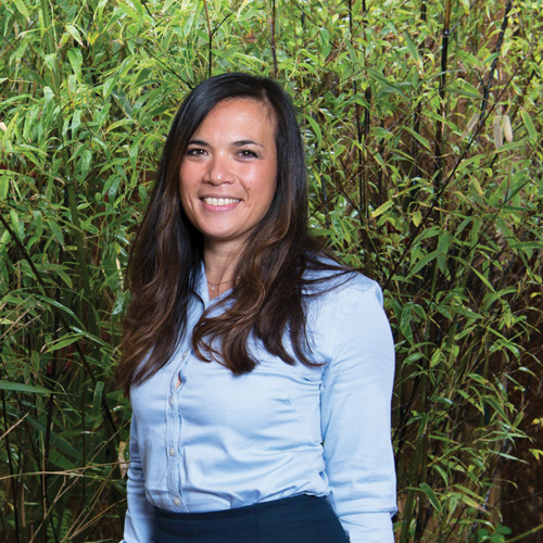 Sabrina Hobbs, principal, Severndale specialist academy