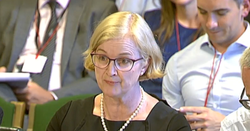 Spielman criticised by MPs for remaining tight-lipped on school funding pressures