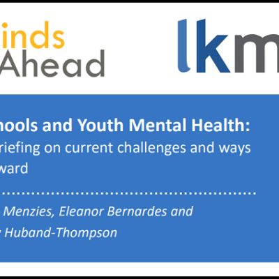 Set up 'Teach First-style' scheme for school mental health specialists, says report