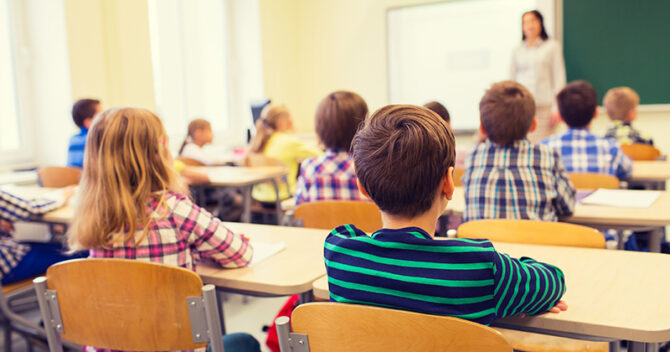 New DfE research shows 'lasting negative impact' on attainment of children in need