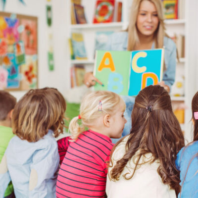5 things schools should know about early-years education