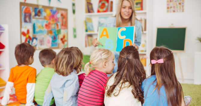 Lowest attaining early years pupils fall further behind as progress stalls