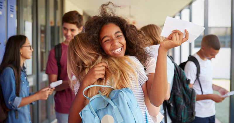 GCSE Results Day 2018: Students succeed against the odds