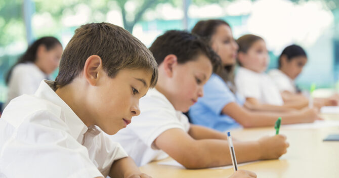 Reducing class sizes top priority for next government, say teachers