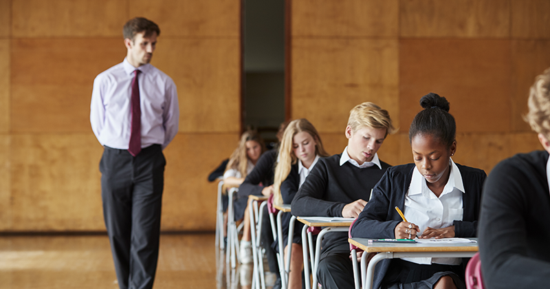 Less than a third of heads think GCSEs prepare pupils for work