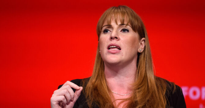 Angela Rayner: Full text of Labour Conference 2018 speech