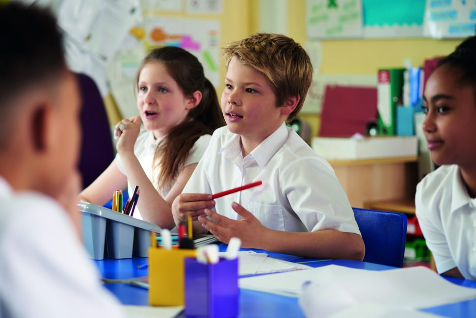EEF: Group pupils within classes rather than setting or streaming