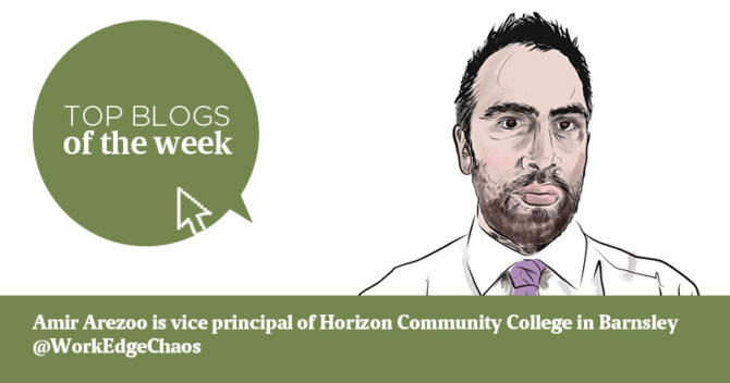 Amir Arezoo's top edu-blogs of the week, 23 September 2019