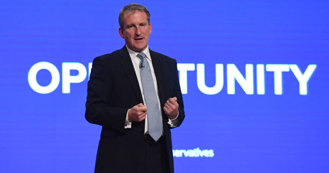 Damian Hinds: Full text of Conservative Conference 2018 speech