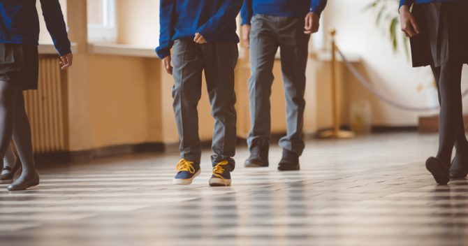 How should schools deal with claims of over-age students?