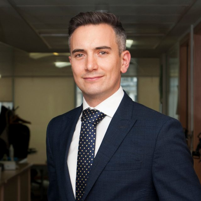 Luke Tryl, director of corporate strategy, Ofsted