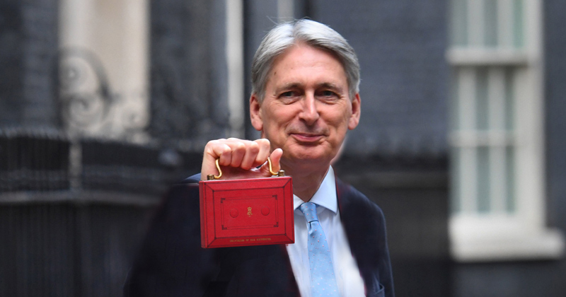 The problem with Hammond's 'little extras' budget pledge