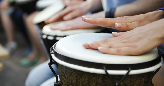 Primary-secondary transition: it's more than drum workshops