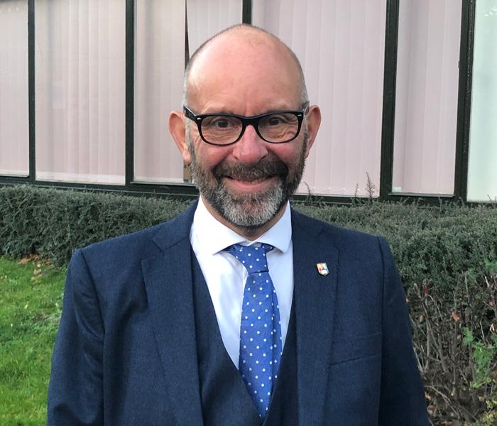 Colin Diamond, professor of educational leadership, University of Birmingham