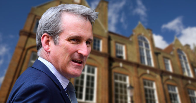 Analysis: Expanding grammar schools will still 'lag behind' in support for poorer pupils